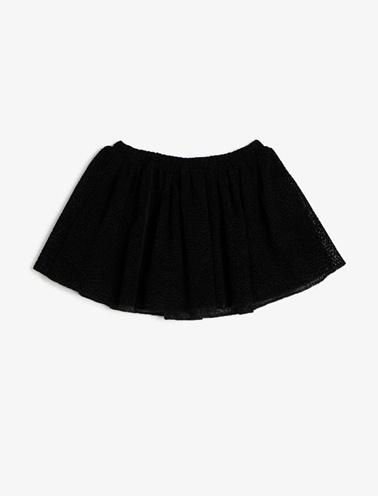 Koton Kids Etek Siyah
